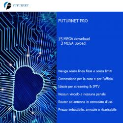 FUTURNET PRO 1 MESE