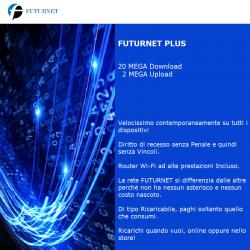 FUTURNET PLUS 12 MESI