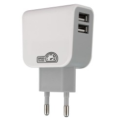 AREA TRAVEL CHARGER - 2USB