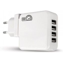 AREA TRAVEL CHARGER - 4USB